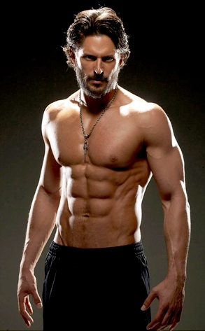 "Joe Manganiello True Blood ""werewof workout"""