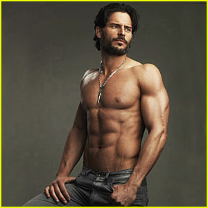 Joe Manganiello Workout Routine and Diet