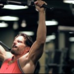 Joe Manganiello Back Workout