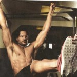Joe Manganiello Abs Routine