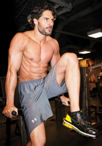 Joe Manganiello Abs Workout