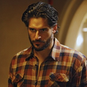 Joe Manganiello as Alcide in True Blood