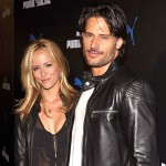 Joe Manganiello and Audra Marie