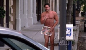 Joe Manganiello Naked