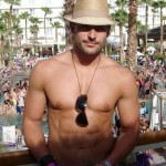 Joe Manganiello without shirt on