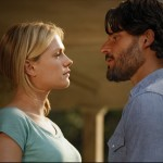 Joe Manganiello as Alcide Herveaux with Sookie in True Blood