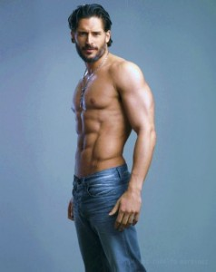 Joe Manganiello Shirtless