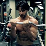 Joe Manganiello Workout for True Blood