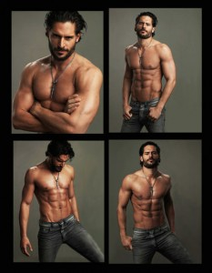 The Joe Manganiello Workout